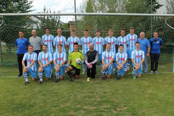 1. Mannschaft 2015/2016